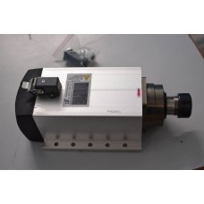 TS-51 5.0KW Spindle Motor, Square Air Cooled